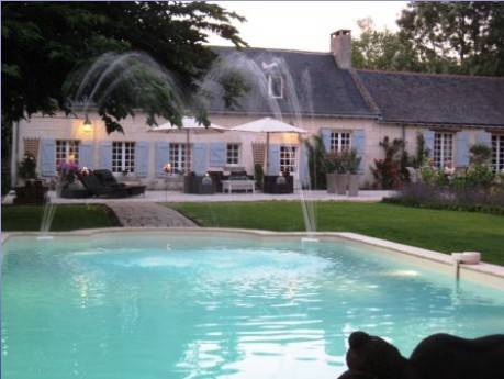 Le Mouton : Bed and Breakfast near Andard