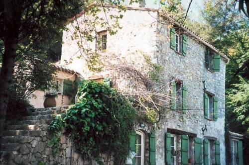 La Maison de Laurence : Guest accommodation near Saint-Jeannet