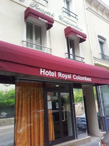 Hôtel Royal Colombes : Hotel near Bois-Colombes