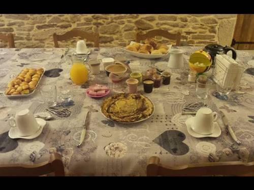 Tanchereau : Bed and Breakfast near Billio