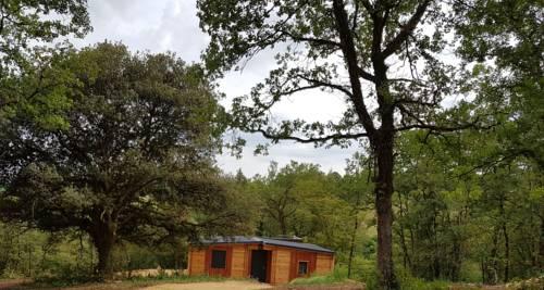 Gites du Chene Vert : Guest accommodation near Auriac-du-Périgord