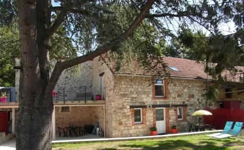 La Grand Cour : Guest accommodation near Ronchères