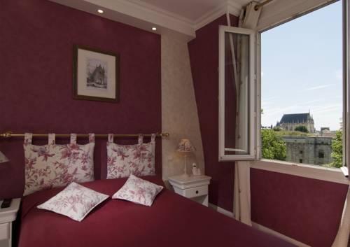 Hôtel du Château : Hotel near Montreuil