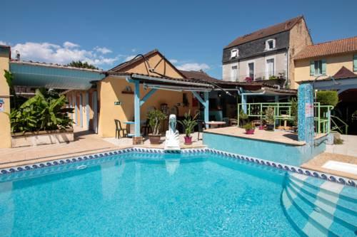 Le Relax : Hotel near Boulazac