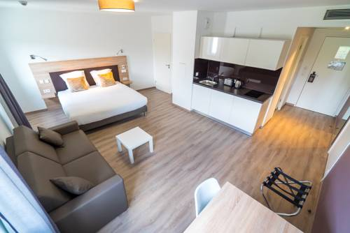 All Suites Choisy Le Roi : Guest accommodation near Orly