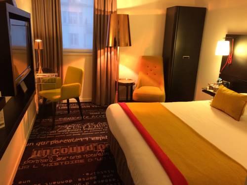 Kyriad Prestige Thionville Centre : Hotel near Thionville