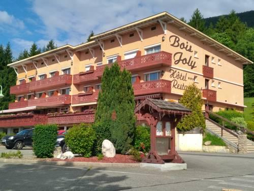 Bois Joly : Hotel near Saint-Jean-de-Gonville