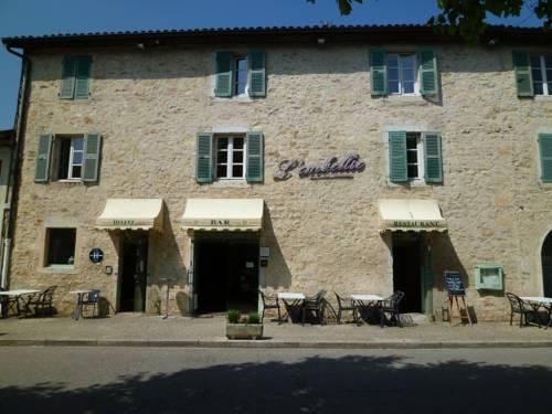 L'embellie : Hotel near Pouillat