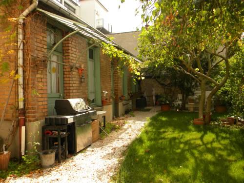 Cap'Gaët : Guest accommodation near Bois-Colombes