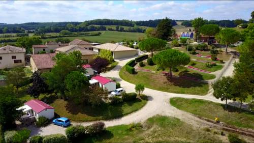 Residence de Nareoux : Guest accommodation near Aubiet