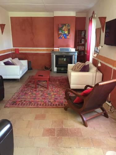 jardin d'été : Guest accommodation near Saint-Alban-Auriolles