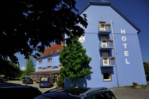 Captain Hôtel - Aéroport Bâle Mulhouse : Hotel near Rosenau