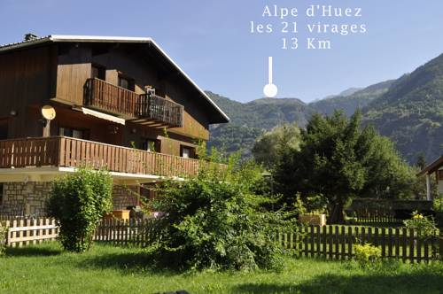 Chalet la Cachette : Apartment near Villard-Reymond