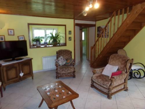 gite 220 : Guest accommodation near Néhou