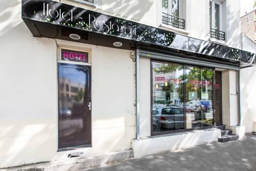 Le Figuier : Hotel near Maisons-Alfort