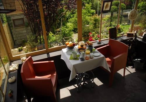 Jardin de Belle Vue : Guest accommodation near Baye