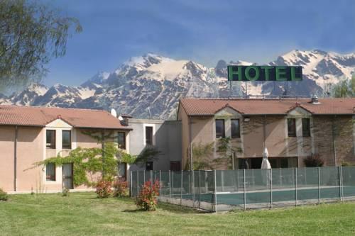Logis La Cle Des Champs : Hotel near Saint-Georges-de-Commiers