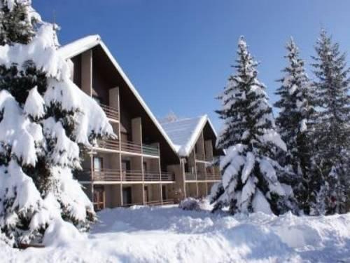 Apartment Ancolie : Apartment near Saint-Michel-de-Chaillol