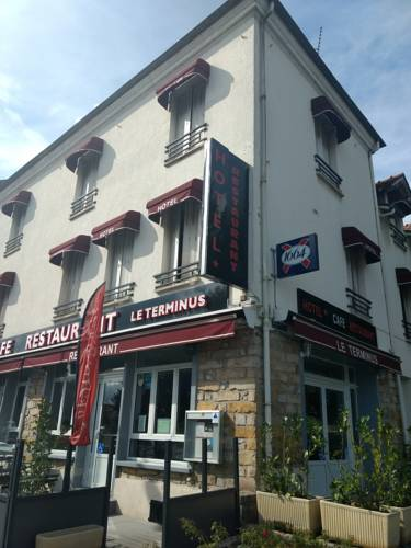 Terminus : Hotel near Laval-en-Brie