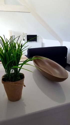 Studio Cosy Proche Centre Ville : Apartment near Ploemeur