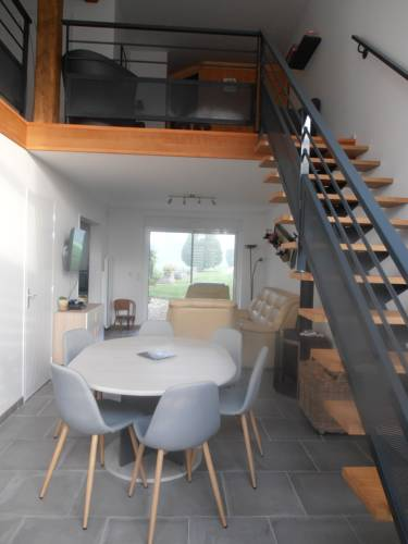 Gite Des Peupliers : Guest accommodation near Any-Martin-Rieux