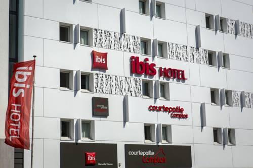 ibis Marseille Timone : Hotel near Marseille