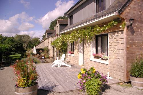 Maison d'hôtes du Domaine de Coët Bihan : Bed and Breakfast near Saint-Avé