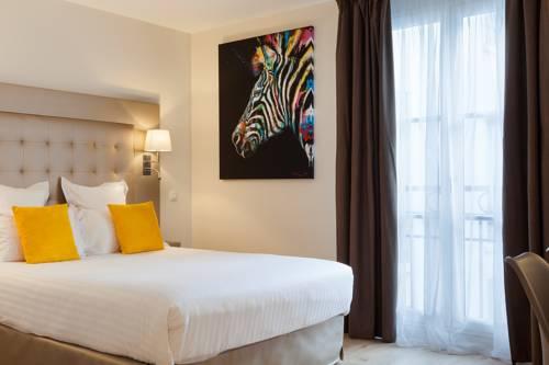 Quality Suites Maisons-Laffitte Paris Ouest : Hotel near La Frette-sur-Seine