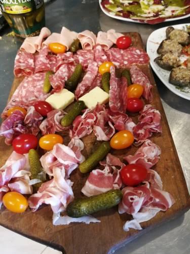Oliveraie de la Leuziere : Bed and Breakfast near Duranus
