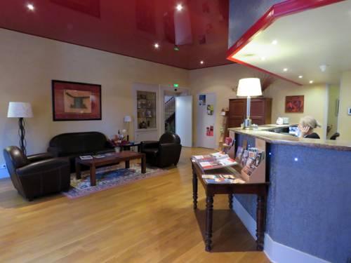 Logis Au Terminus : Hotel near Franche-Comté