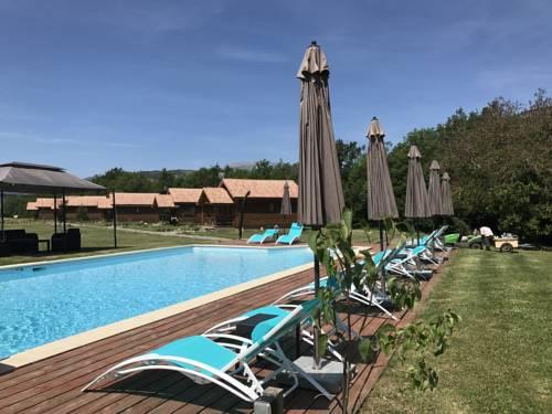 Domaine De Malcor : Guest accommodation near Gigors