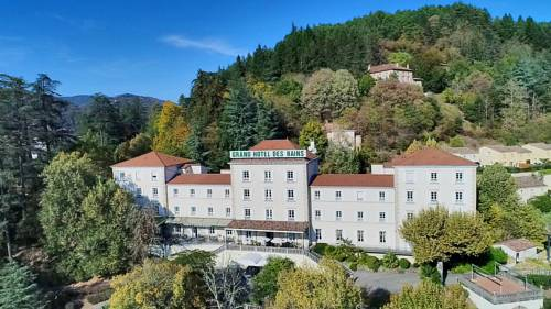 Grand Hotel Des Bains : Hotel near Ucel