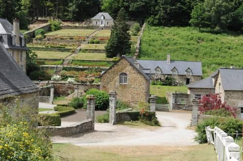 Chez Manu : Guest accommodation near Gouarec