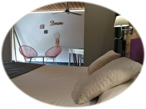 Bio-Motel : Hotel near Hières-sur-Amby