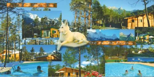 Parc Résidentiel de Loisir : Le Loup Blanc du Riou : Guest accommodation near Les Thuiles