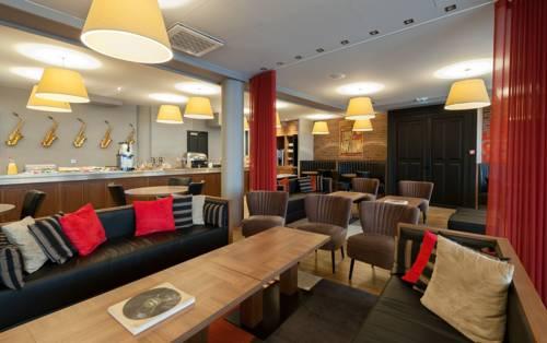Kyriad - Créteil - Bonneuil-sur-Marne : Hotel near Sucy-en-Brie