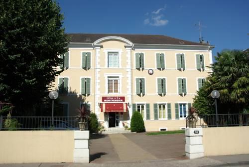 Inter-Hotel Pau Villa Montpensier : Hotel near Aquitaine