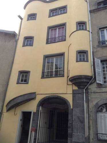 La Caravelle : Hotel near Puy-de-Dôme