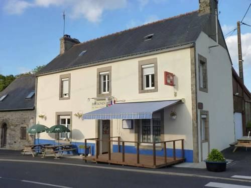 Bar Bonen : Guest accommodation near Lescouët-Gouarec