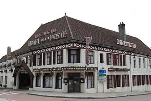 Hôtel Restaurant de la Poste : Hotel near Alligny-en-Morvan