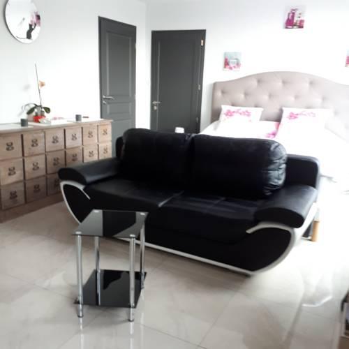 Au Paradis des Crins : Apartment near Pont-à-Marcq