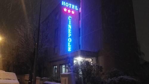 Hôtel Cinepole : Hotel near Joinville-le-Pont