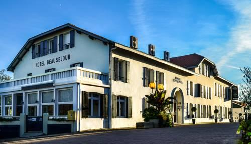 Hôtel Beausejour : Hotel near Cazaubon