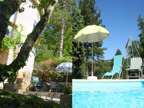Les Rochers : Bed and Breakfast near La Vacquerie-et-Saint-Martin-de-Castries
