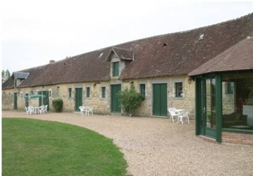 Chambres d'hôtes Boisaubert : Bed and Breakfast near Aunay-les-Bois