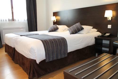 Hotel de l'Abbaye : Hotel near Mondreville