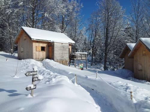 Evasion au Naturel : Guest accommodation near Saint-Pierre-d'Entremont