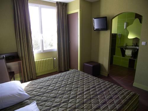 Le Montloire : Hotel near Véretz