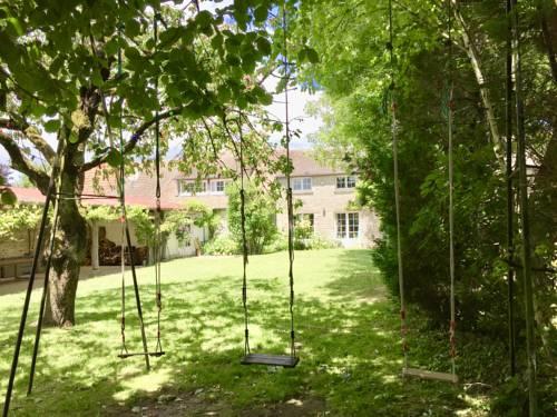 Un Rêve de Campagne : Guest accommodation near Brouy