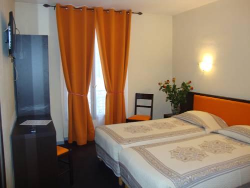 Hotel Belfort : Hotel near Paris 20e Arrondissement
